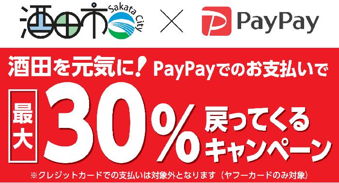 Paypay 鶴岡 市